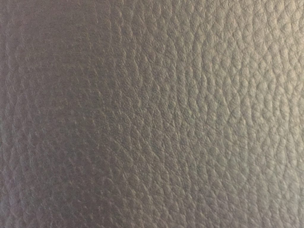 Muted black leather like texture close up