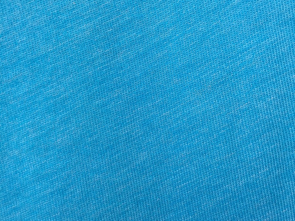 Blue Knit Cotten Texture