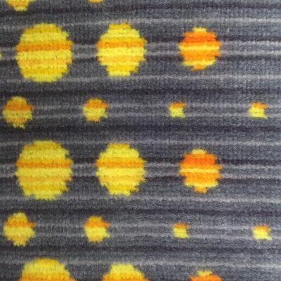 Subway Seat Upholstery Texture