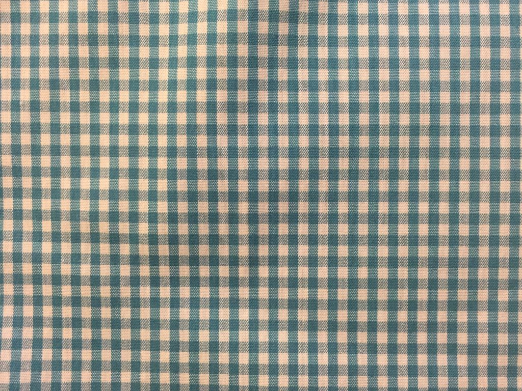 Checkered Pattern Blue and White Texture