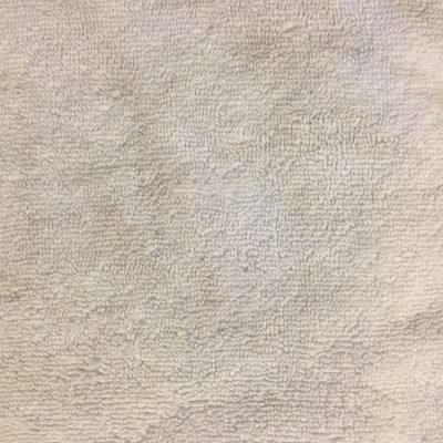 Dirty White Towel Texture