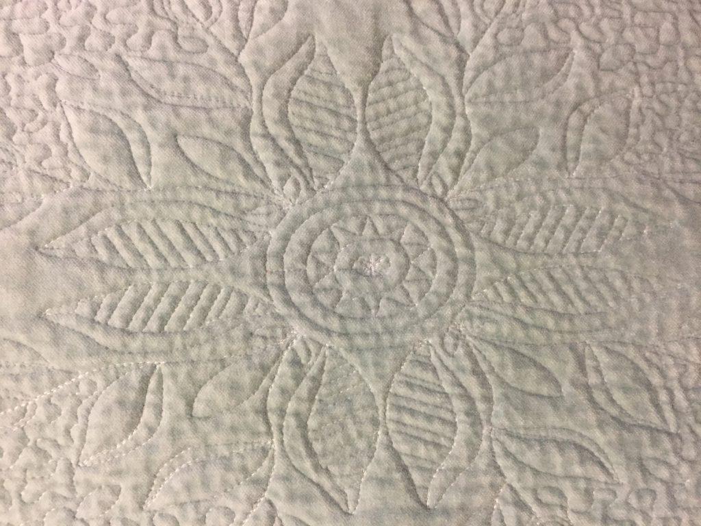 Blue Blanket Texture