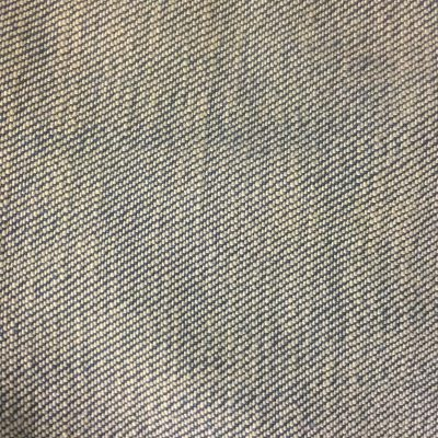 Rough close up of blue and white fabric texture