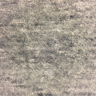 Light grey jersey fabric close up texture