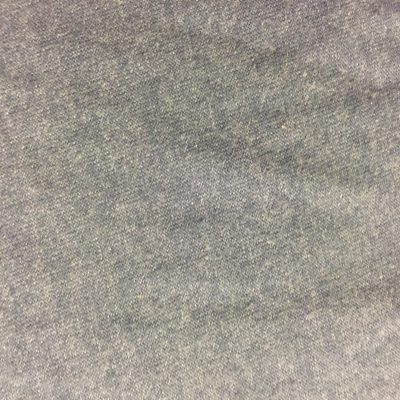 Close up of light grey fabric texture