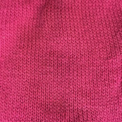 Close Up Pink Knit Glove Stock Texture