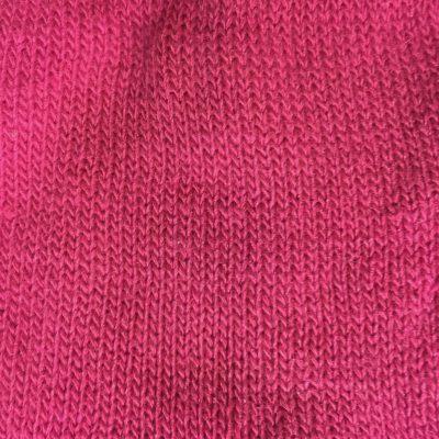 Close Up Pink Knit Glove Stock Texture
