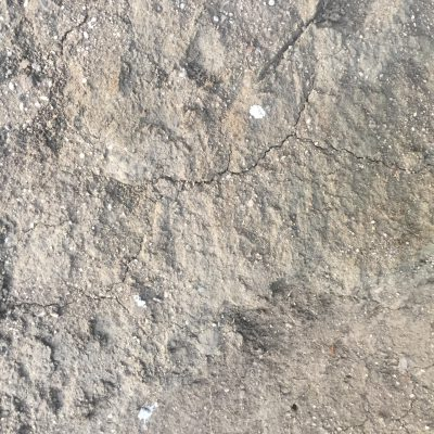 Light brown dried earth with small cracks