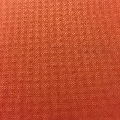 Gradient orange book cover with nice pattern throughout