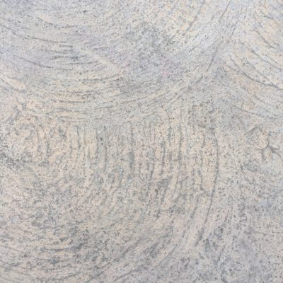 Swirling concrete on light grey and peach colors