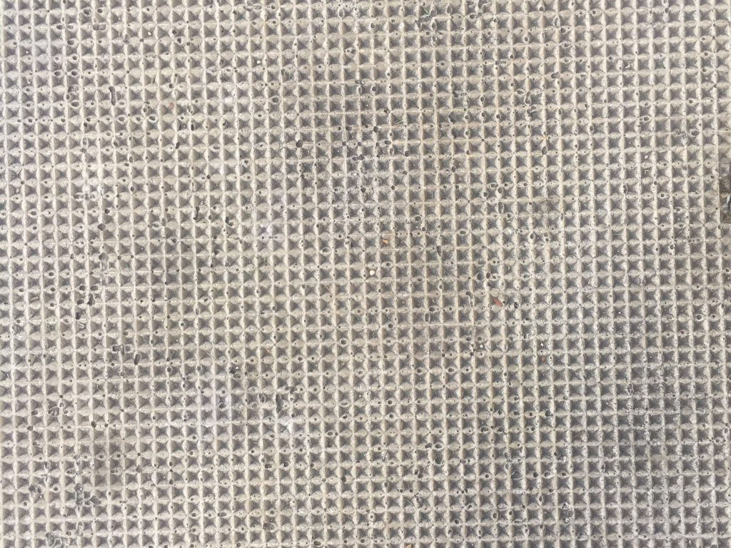 Grey urban concrete grid texture