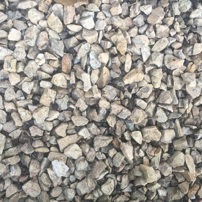 Rocky Gravel Stock Image