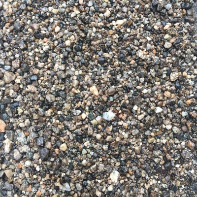 Stock Wet Gravel Small Stones