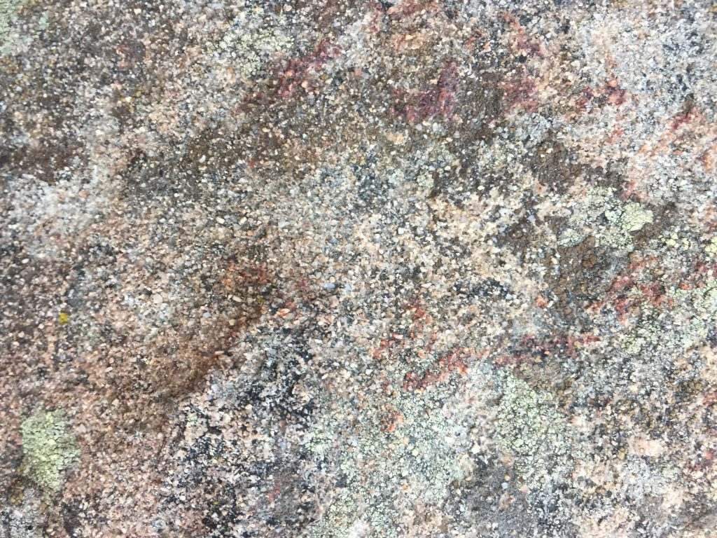 Colorful Composite Rock Stock Texture