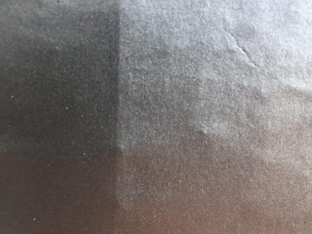 Noisy silver metallic texture