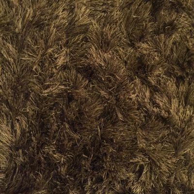 Golden brown shag carpet texture