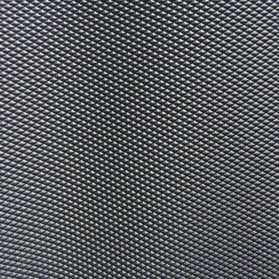 Black wave of small diamond pattern texture