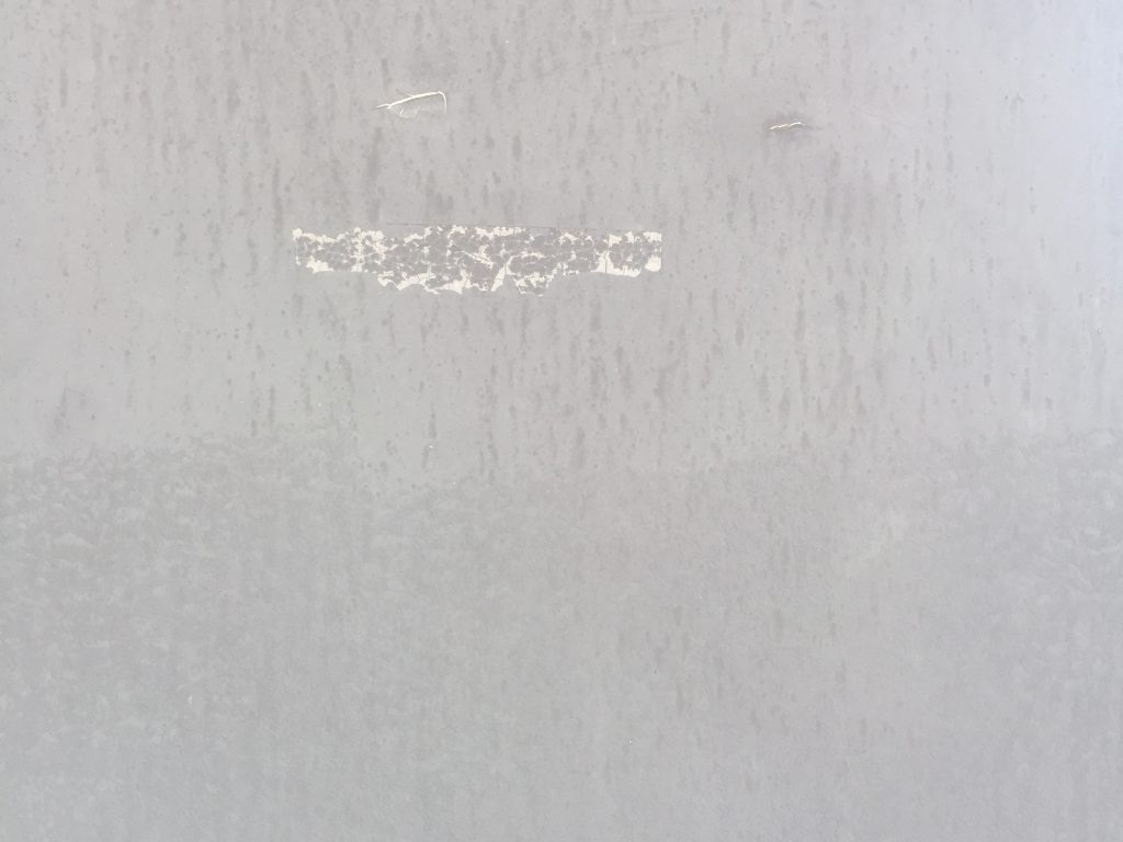 Off white plastic texture