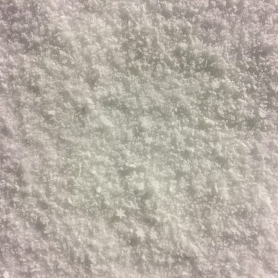 Fresh snow bed texture