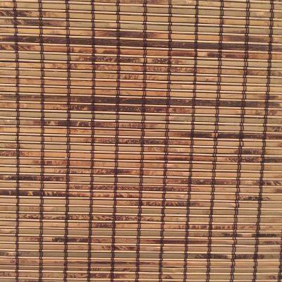 Stacked wood slats