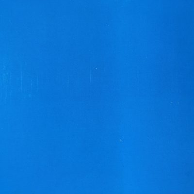 Semi-gloss blue paper with white lines on left