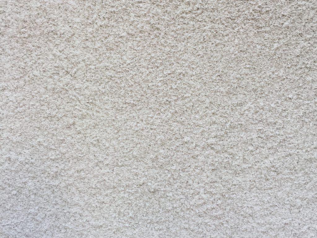 Bright white stucco wall
