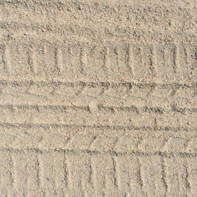 Light colored sand close up