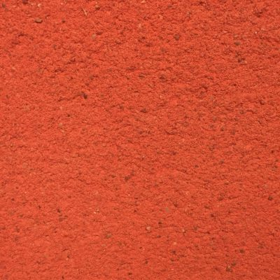 Orange-red paper like composite
