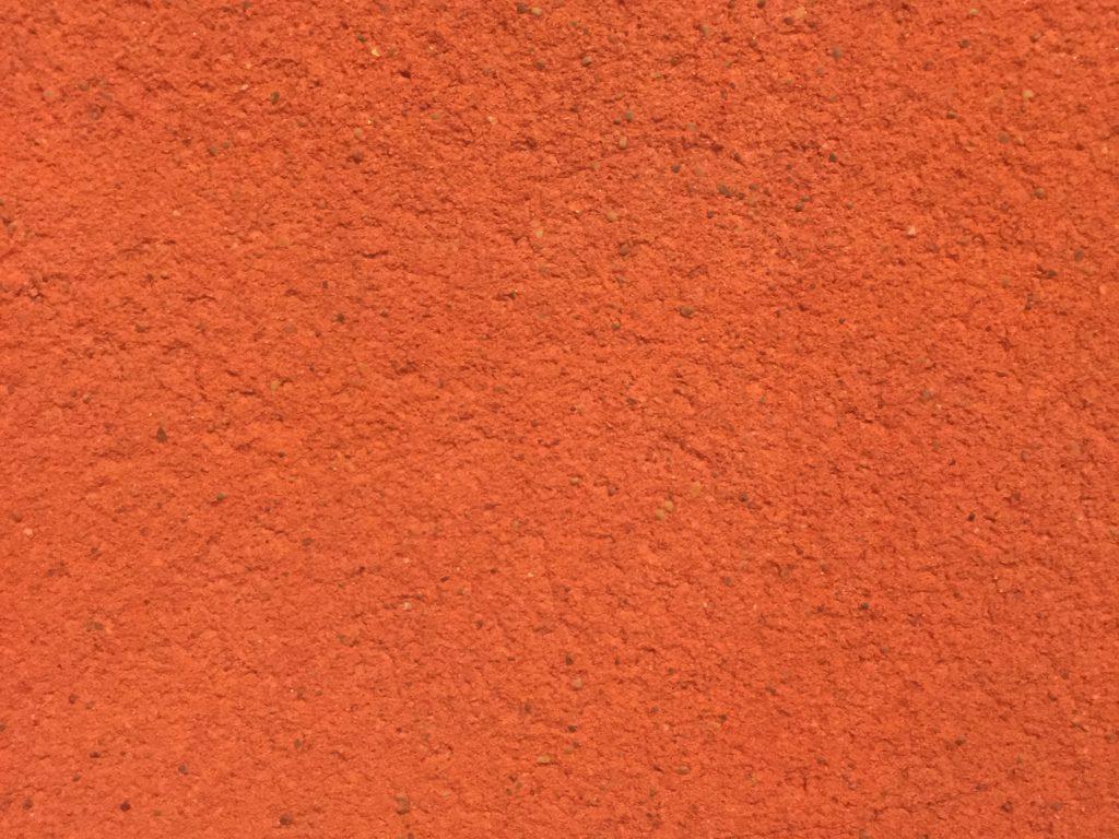 Vibrant orange composite texture