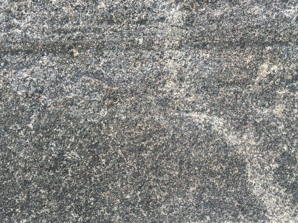 Dark grey bumpy rock texture