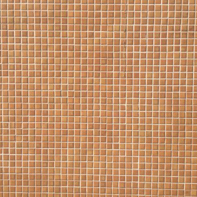 Basic brown square tiles
