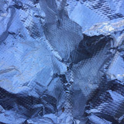 Foil close up
