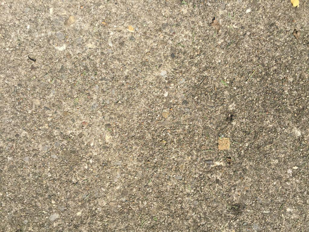 Old gray concrete