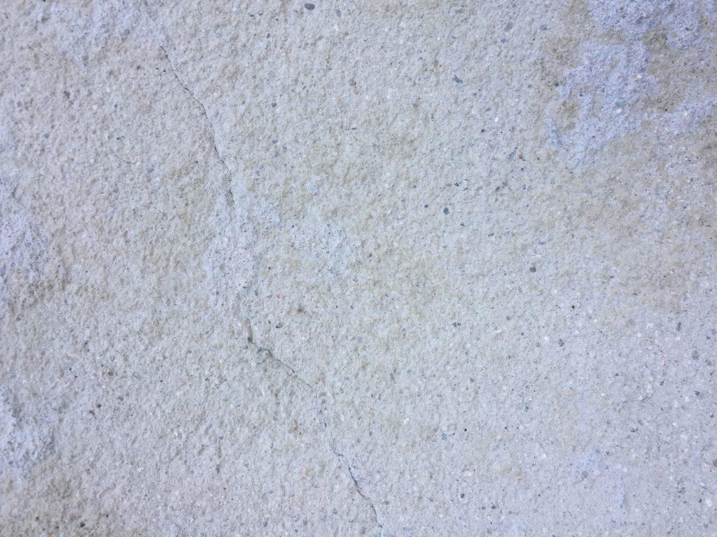 Off white concrete