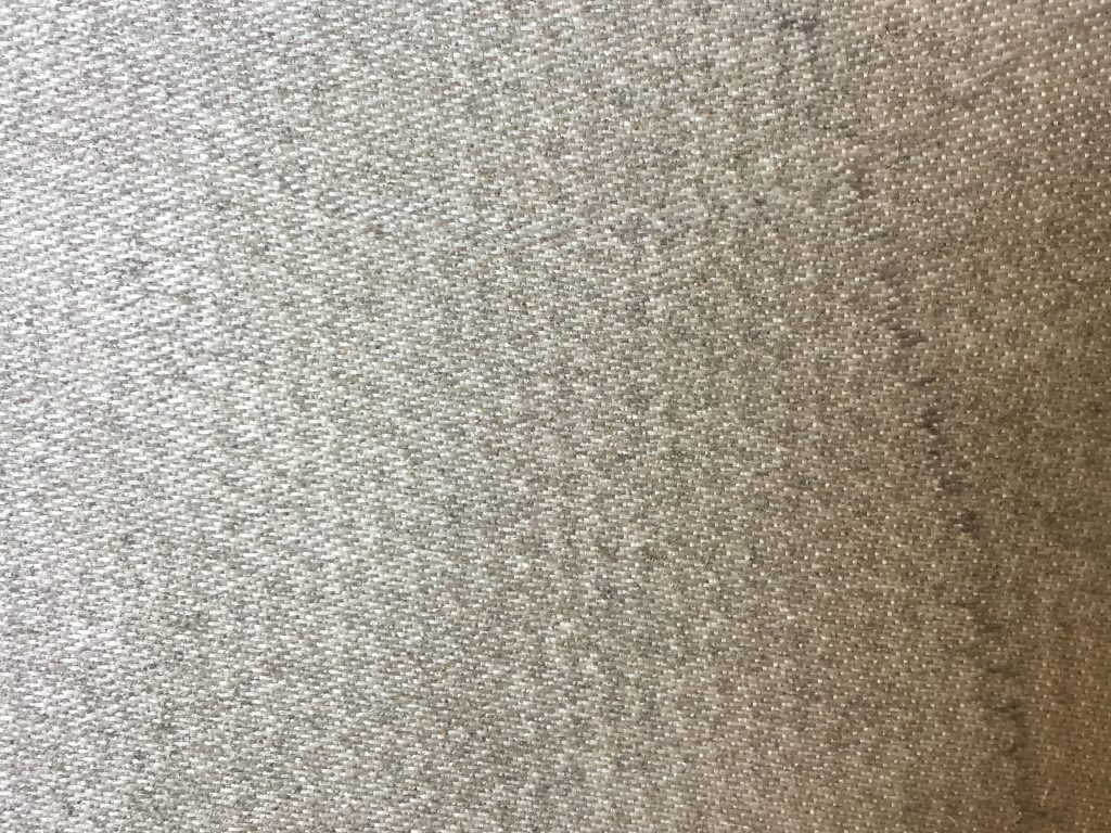 Close up of plastic threading