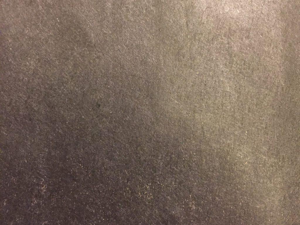 Black semigloss paper
