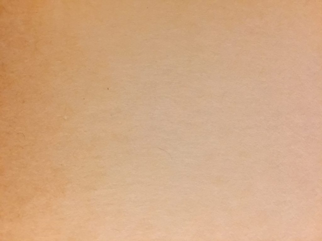 Tan paper close up