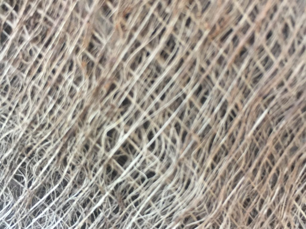 Light brown thin tweed