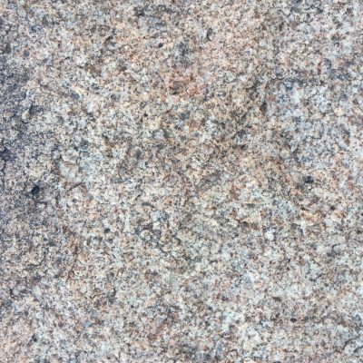 Grey and pink speckled rock
