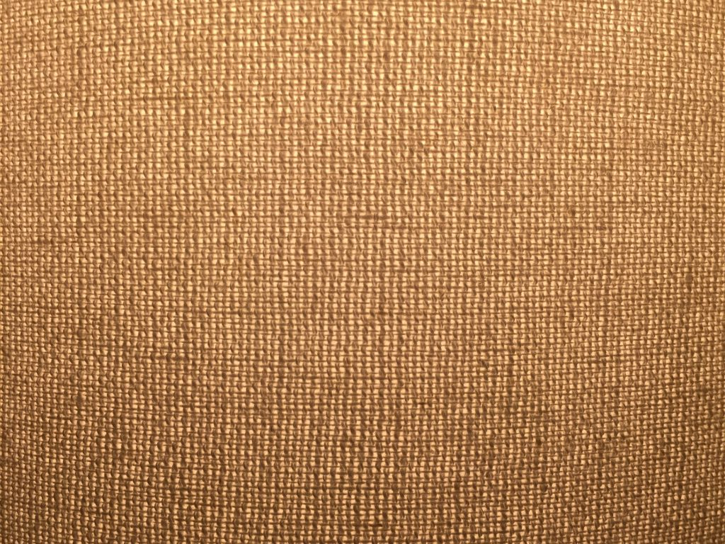 Brown and tan fabric