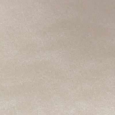 Flat white foam