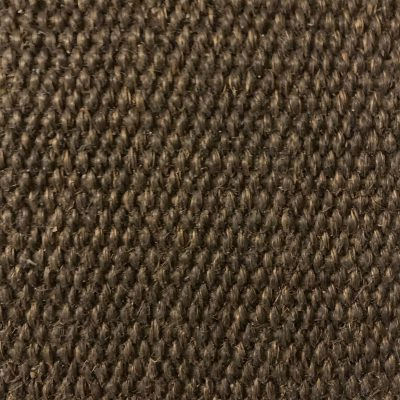 Brown tightly knit tweed