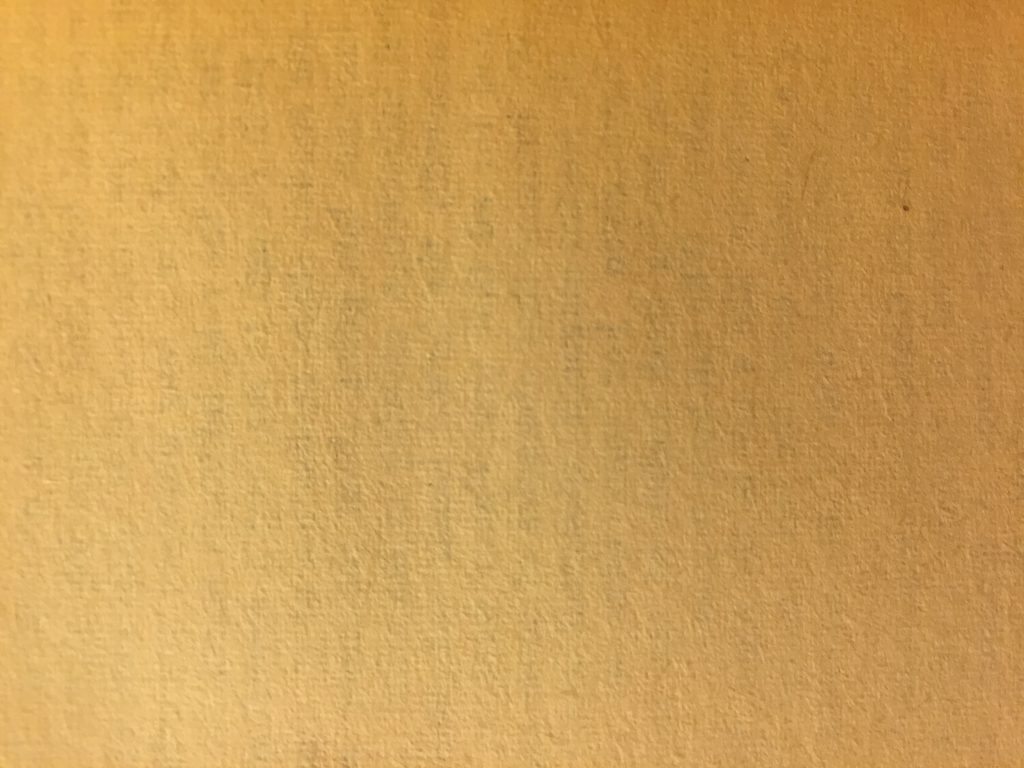 Paper texture with golden brown color