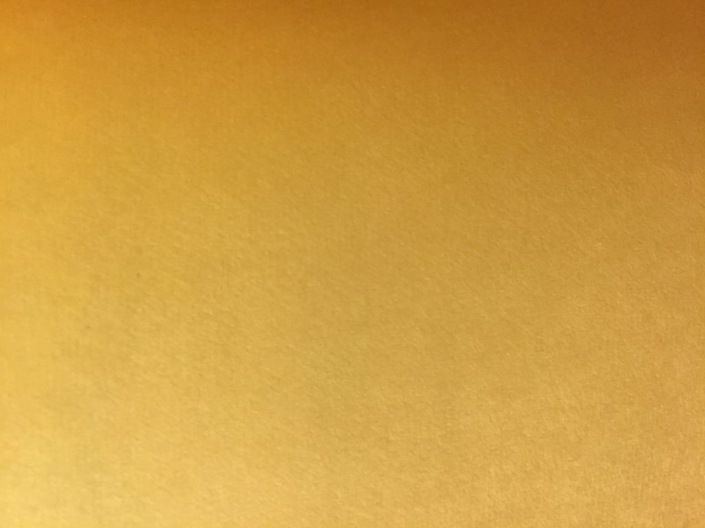 Bright yellow gradient paper texture