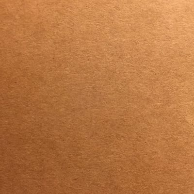 Golden brown/tan paper fiber close up