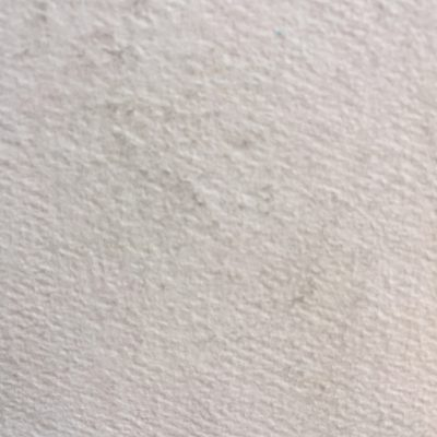 Off white paper towel close up