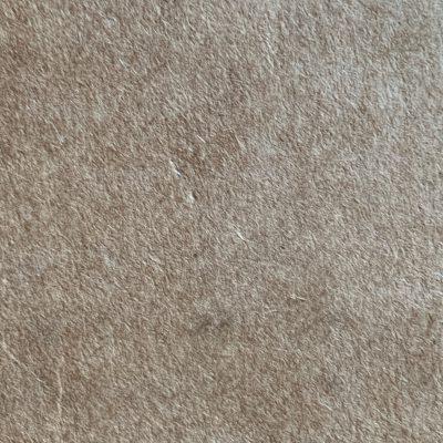 Close up brown paper fibers