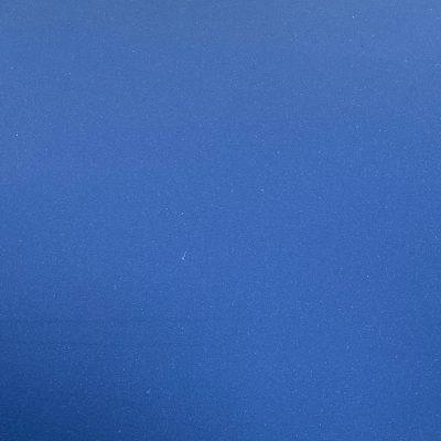 Deep blue plastic with glittery bits