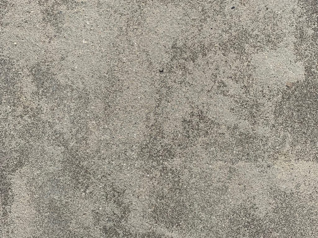 Grey concrete with fine texture