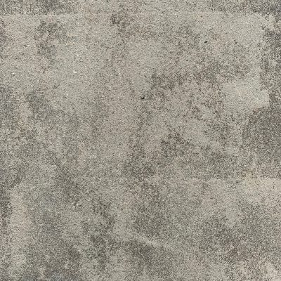 Grey concrete with rough surface